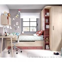 Dormitorio Rasto