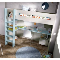 Dormitorio Mika