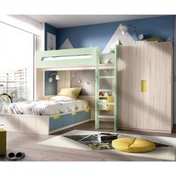Dormitorio Custo