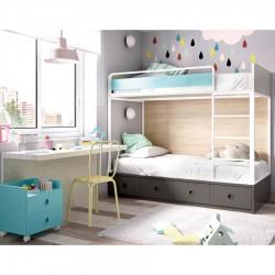 Dormitorio Piñe