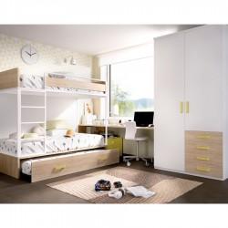 Dormitorio Roker