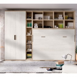 Dormitorio Dexer Natural