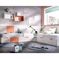 Dormitorio Floky