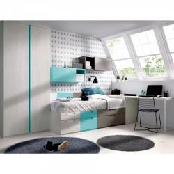Dormitorio Clarke