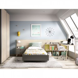 Dormitorio Finn