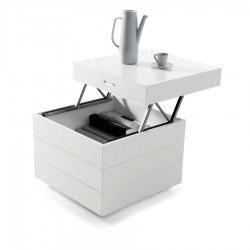 Mesa de centro elevable y extraible mod. 191